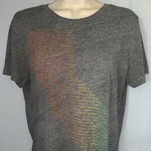 Oneill Gray Shirt For Women Size Medium